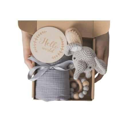bib baby gift set
