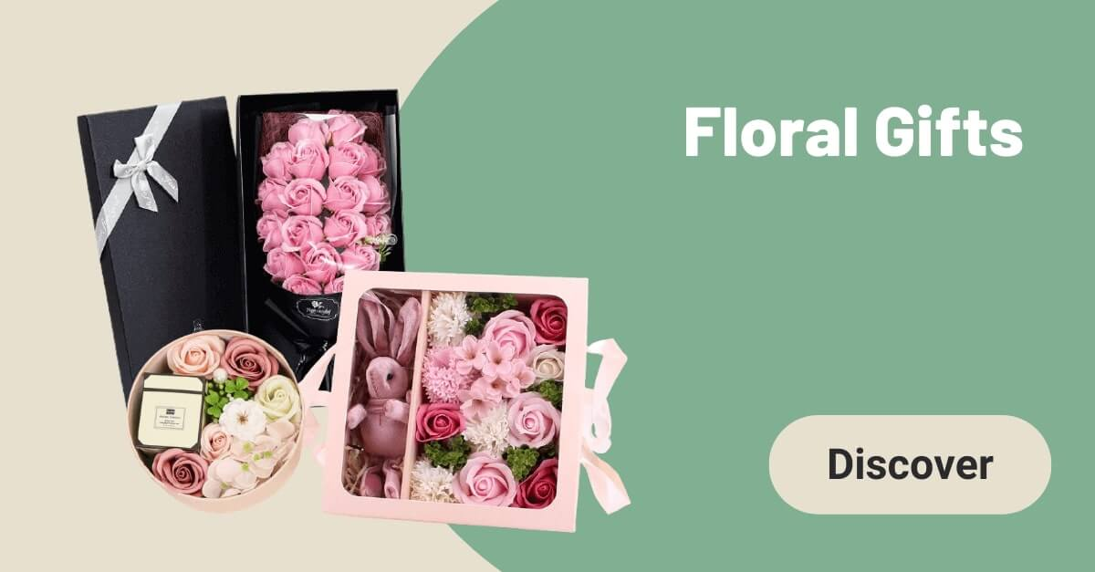 floral gifts main page