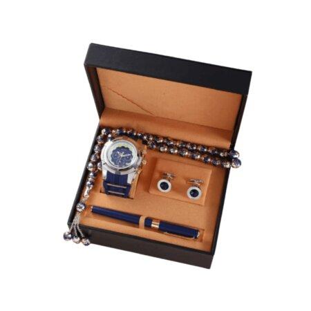 luxurious quartz watch gift set