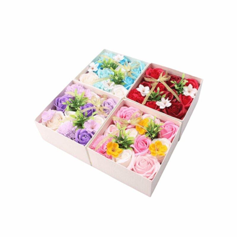 premium eternal soap bouquet box