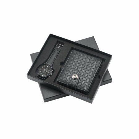 wallet and watch gift set