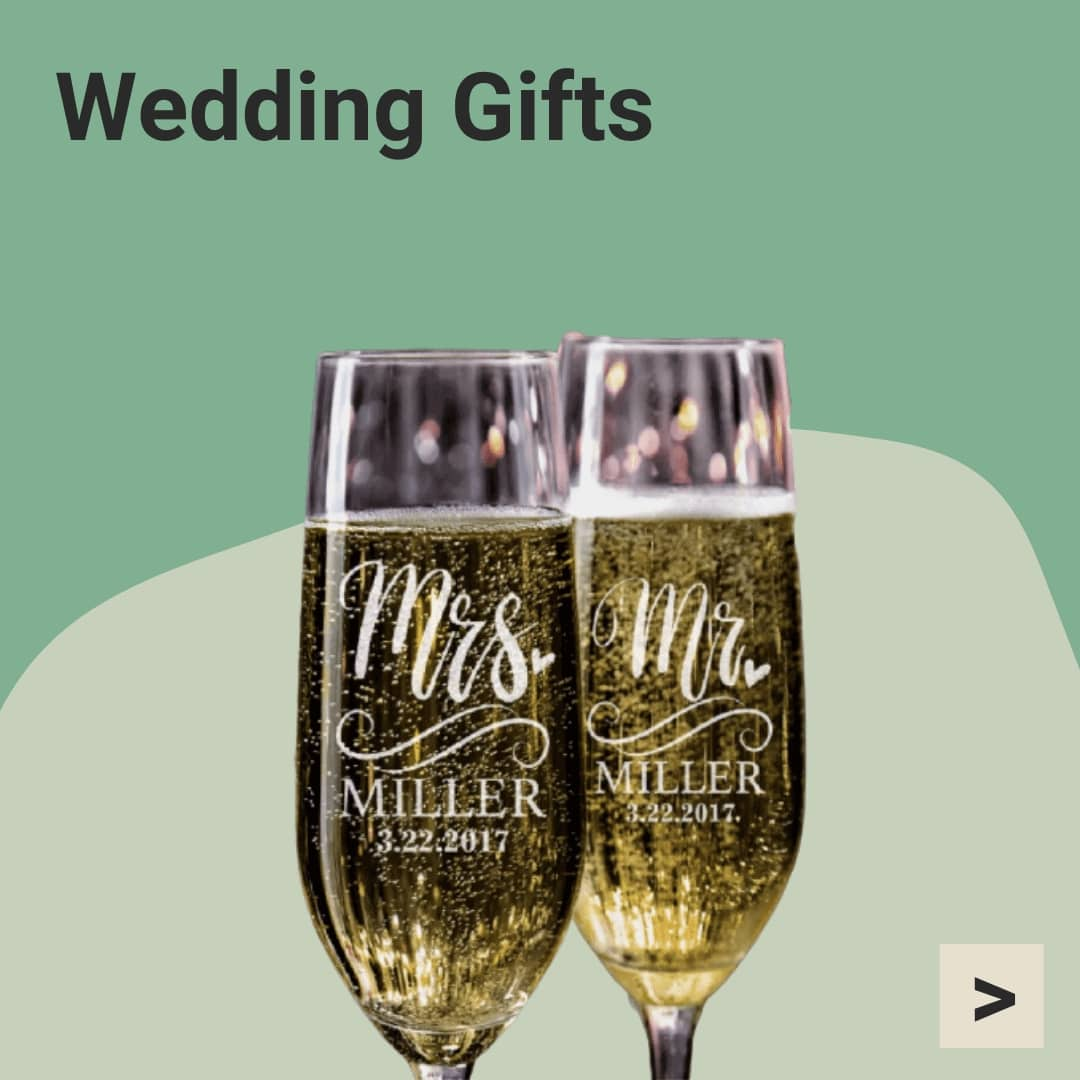 wedding gifts main page