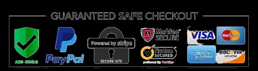 GiftDeliveryShop Safe Secure Payment Badge