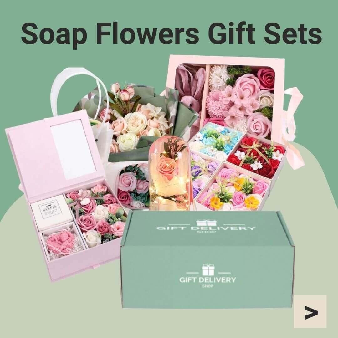 eternity flower gift set