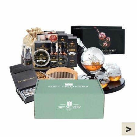 medium gift set for men