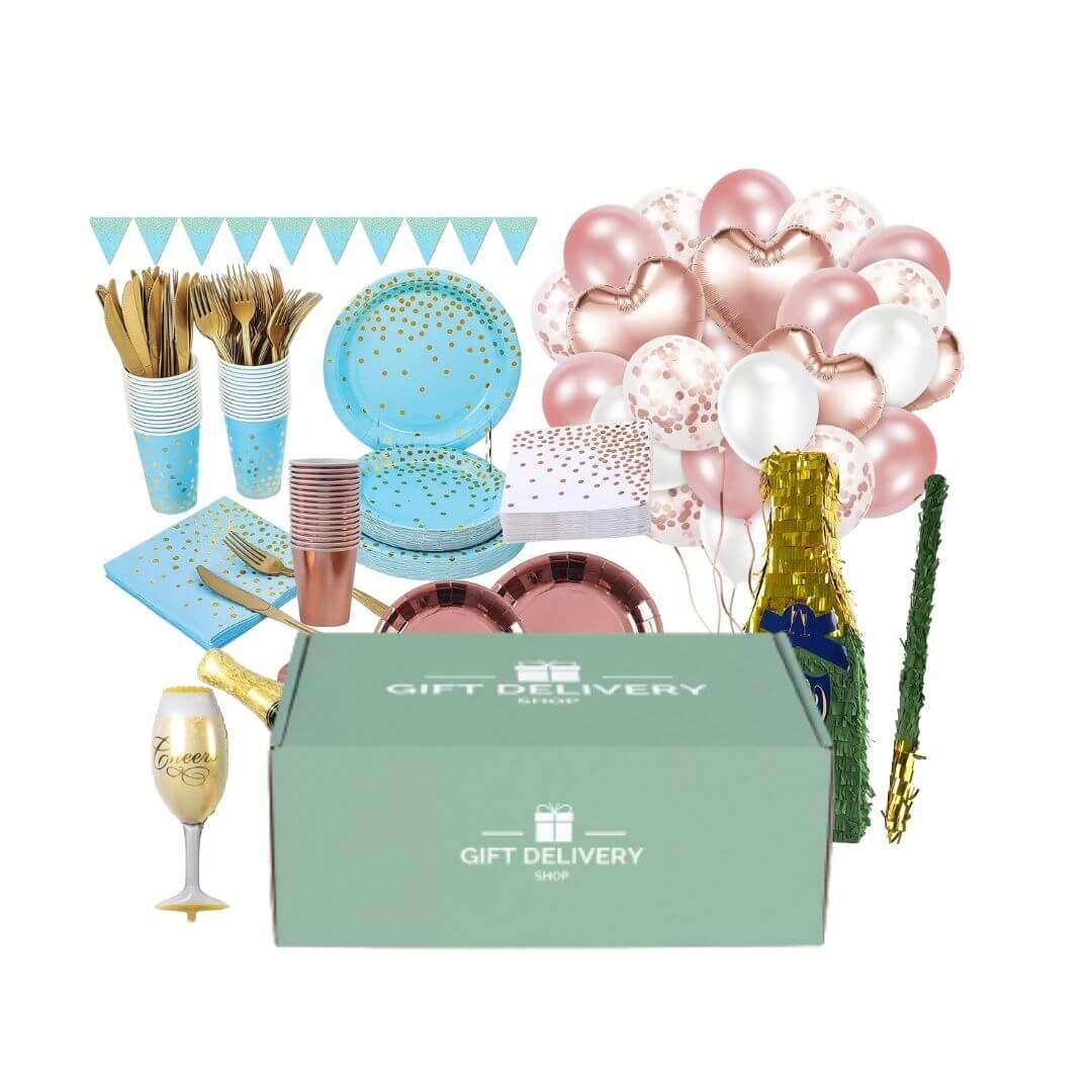 medium party gift set