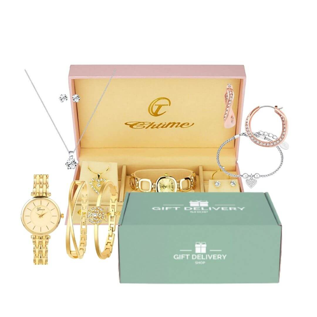 medium jewelry gift set