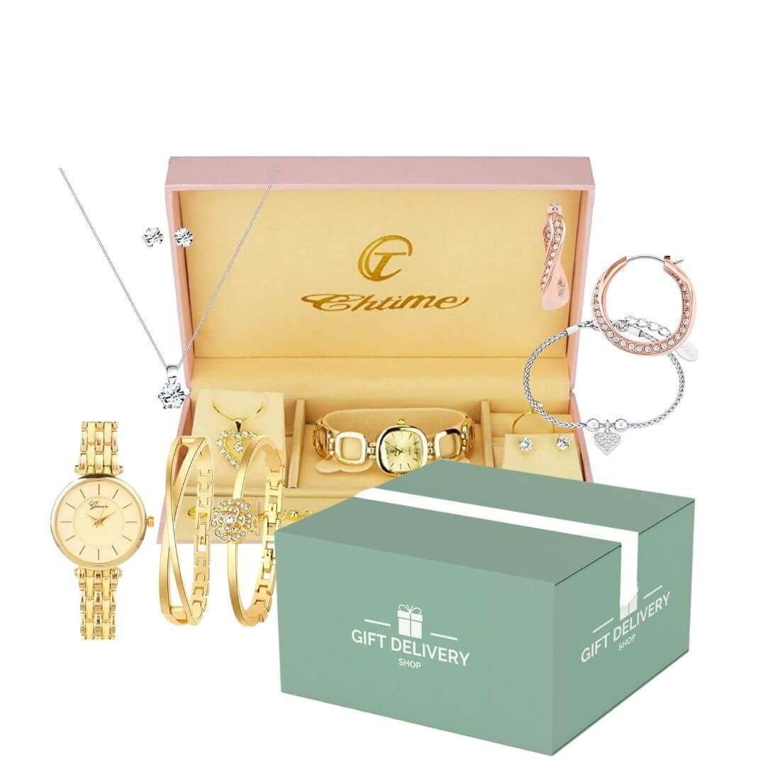 large jewelry gift set